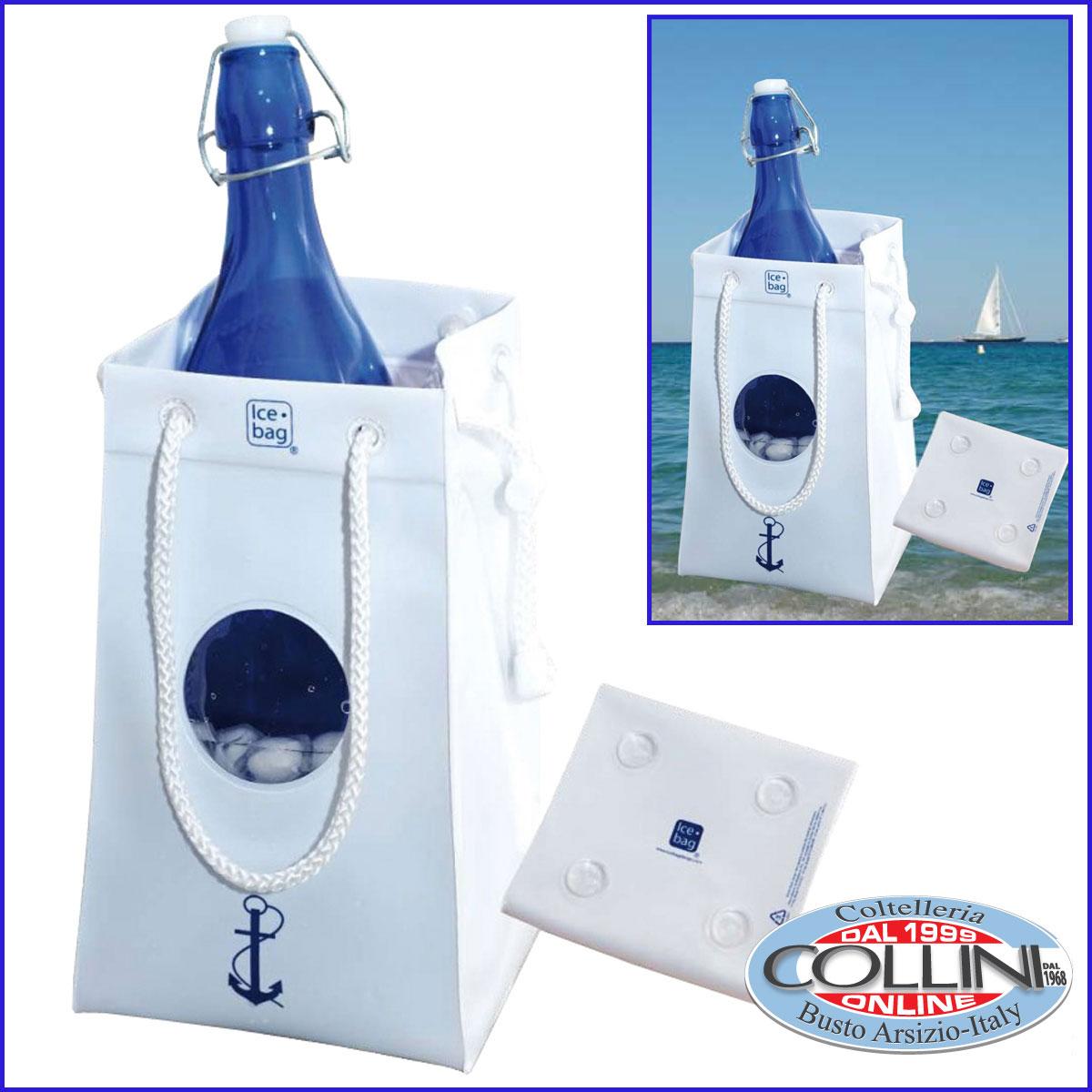 Ice bag porta bottiglie v i p yachting rinfrescatore - Portaghiaccio per bottiglie ...
