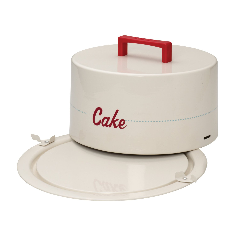Cake Design Busto Arsizio : Cake Boss - Porta torta in metallo da trasporto