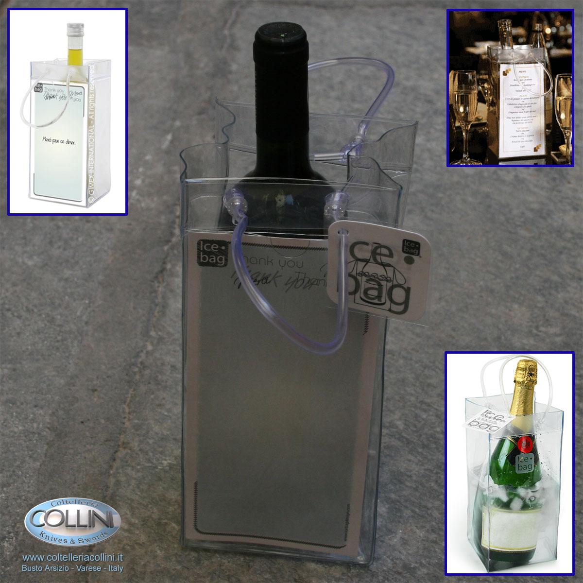 Ice bag porta bottiglie italia - Porta bottiglie ...