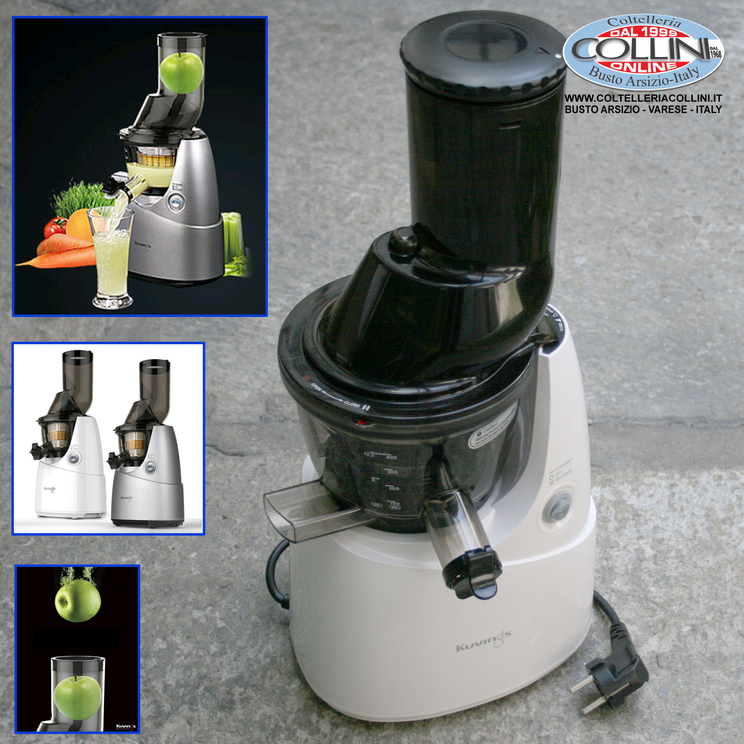 Kuvings - Kuvings Whole Slow Juicer B6000S - estrattore