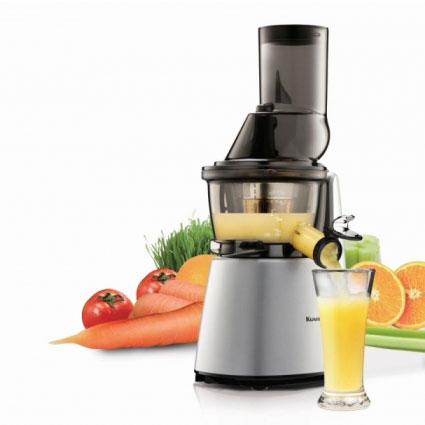 Kuvings Whole Slow Juicer A Bocca Larga : Kuvings - Kuvings Whole Slow Juicer C9500 - SILvER
