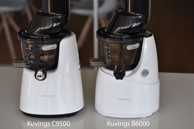 Kuvings - Kuvings Whole Slow Juicer C9500 - SILvER