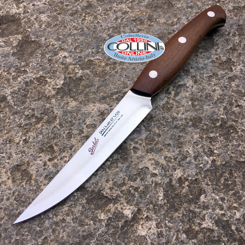 Berkel coltello san mai vg10 67 strati set 2 pezzi - Coltelli da tavola lama liscia ...