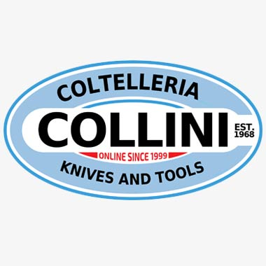 Collini - Coltellino da stripping 15 - denti larghi