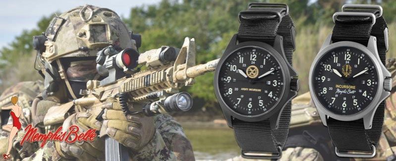orologi reparti militari