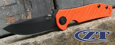 Ti-Rock Satin SanMai CoS - Titanium Blue - Limited Edition - coltello chiudibile