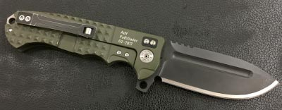 Andre De Villiers ADV Tactical Knives