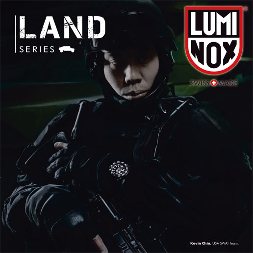 Luminox Land Series