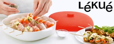 Lekùe, prodotti in silicone da cucina