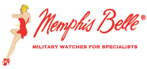 Memphis Belle, Military Watch, orologi militari, Memphis Belle