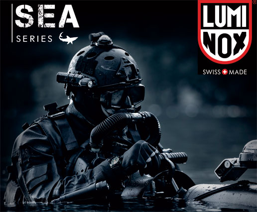 Luminox Sea Series