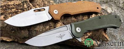 Messer Maserin knives