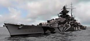 Corazzata Tirpitz, Classe Bismarck