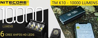 TM10K 10000 lumens