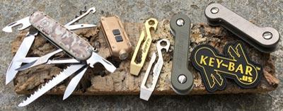 Multi Tools, Griffin, KeyBar, Nitecore, Victorinox