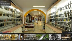 virtual tour coltelleria collini